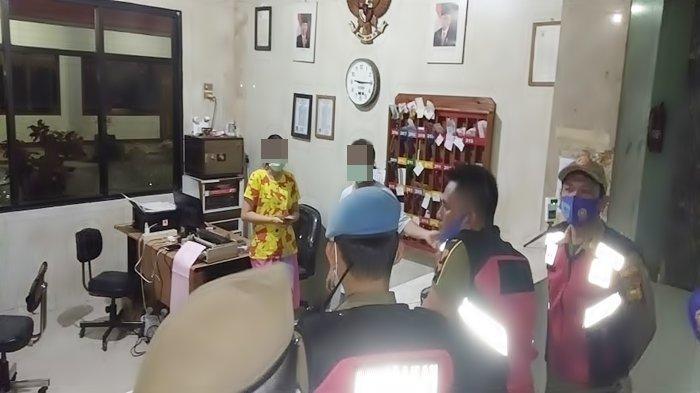 Dua Sejoli Digerebek Berduaan di Semak-semak, Patroli Keamanan di Lahat Jelang Bulan Ramadan
