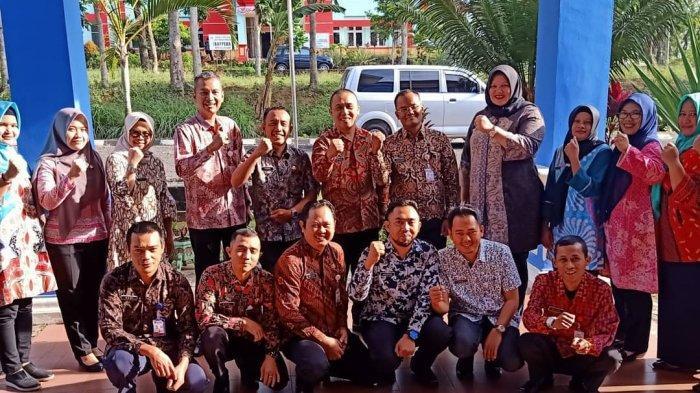 Hari Batik Nasional, Batik Khas Besemah Tak Populer, Mayoritas ASN Pagaralam Pakai Batik Daerah Lain