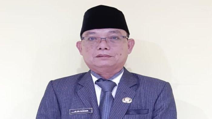 Profil Alwi Roham, Plh Bupati Muratara, Ini Riwayat Karirnya, Pernah Jadi 'Man of The Match'