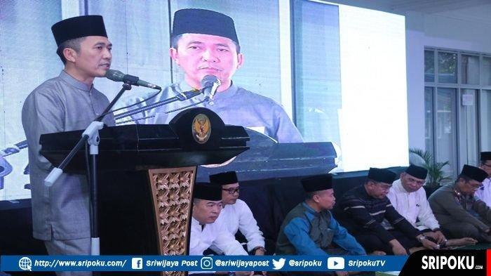 Walikota Palembang Harnojoyo Siang Ini akan Lantik Sejumlah Pejabat di Lingkungan Pemkot Palembang