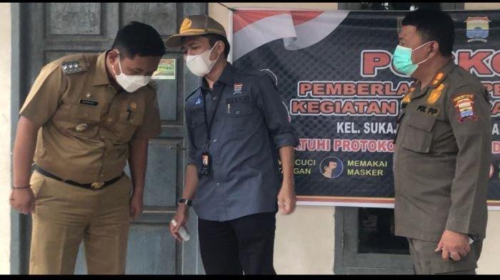 62 Kelurahan di Kota Palembang ZONA MERAH! Sebelumnya Hanya 54 Kelurahan, Sekda Mendadak Cek Posko