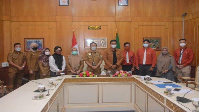 Pemerintah Kota Palembang Dukung Sekolah Gratis Untuk Kaum Yatim Dhuafa