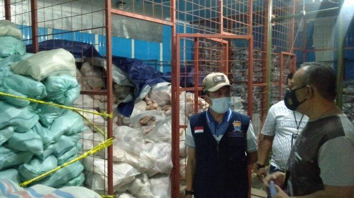 Terungkap Mengapa Distributor Ikan Giling Formalin di Pasar Induk Jakabaring Bisa Beroperasi 1 Tahun