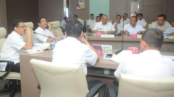 Undangan Acara Pelantikan 7 Bupati/Wakil Bupati di Palembang Dibatasi 440 Orang