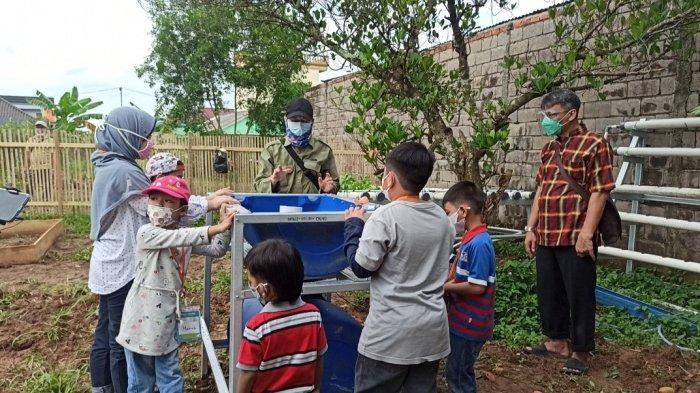SEKOLAH Alam Indonesia di Palembang, Anak-anak Diajak Berpikir Lebih Luas dan Menjadi Leader