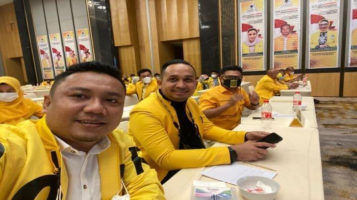 Dengar Mantan Kadernya Divonis Hukuman Mati,Ini Kata Sekretaris DPD Partai Golkar Kota Palembang