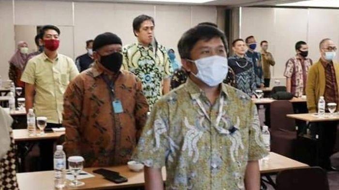 Sekretaris KPU Musirawas Ikuti Raker Penyusunan Rencana Kerja di KPU Sumsel