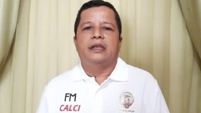 Sekretaris Perusahaan PT SOM (Sriwijaya Optimis Mandiri) Faisal Mursyid SH selaku manajemen pengelola Klub Super Liga Sriwijaya FC