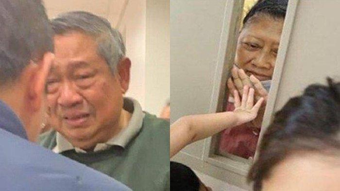 Penuh Haru, Duka SBY Lebaran Pertama Tanpa Ani Yudhoyono, Curhat hingga Teteskan Air Mata