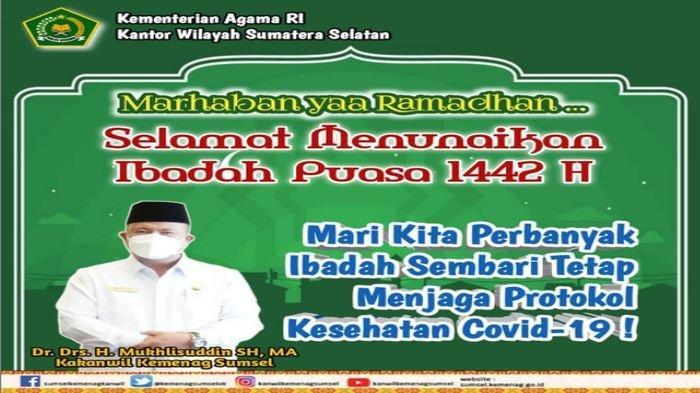Link Download Jadwal Imsakiyah Palembang, Sumsel, Seluruh ...