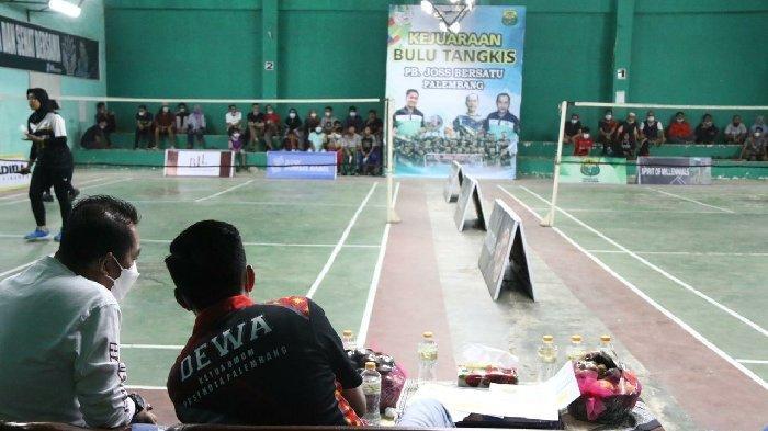 Seleksi Atlet Bulutangkis, Ketua PBSI Palembang Ratu Dewa Targetkan 5 Emas di Porprov OKU Raya