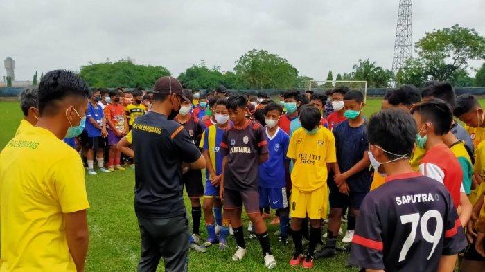 Seleksi Calon Pemain PS Palembang Rampung, 30 Nama Terjaring dan Dilaporkan kePresiden PS Palembang