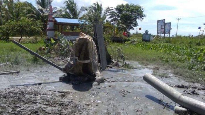5 Fakta Semburan Gas di Desa Morokay Maluku Tengah, Khawatir Jadi Bencana Lumpur Lapindo