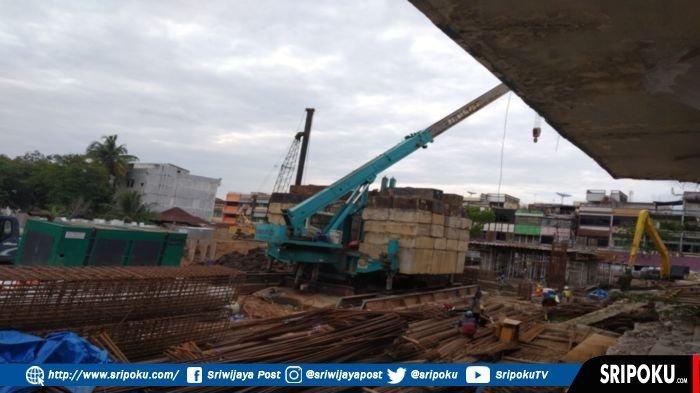 Herman Deru: Pemprov Sumsel akan Ambil Alih Pembangunan Aldiron Plaza Cinde Palembang yang Mangkrak