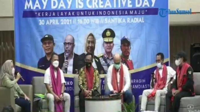 Hari Ini May Day atau Hari Buruh, Buruh Masih 'Bermimpi' Mendapat Upah Layak