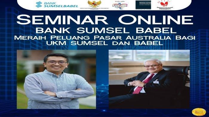 Peluang Ekspor Produk UMKM Sumsel Babel ke Australia Terbuka Lebar