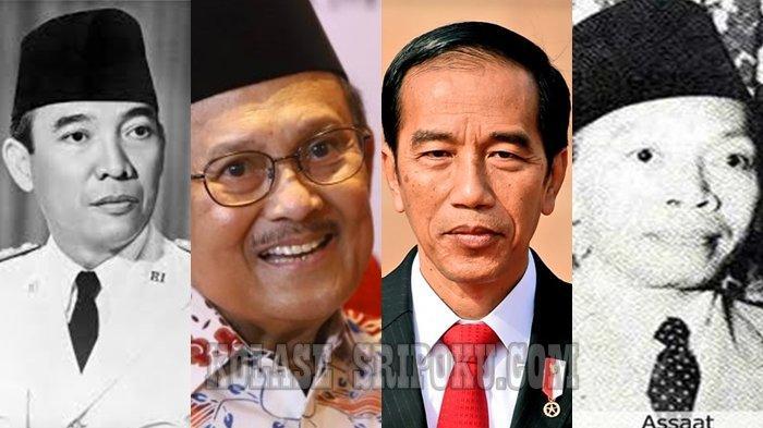 Kini Dilupakan, 2 Presiden RI Ini Ternyata tak Tercatat dalam Sejarah, Cuma Bertahan Kurang Setahun