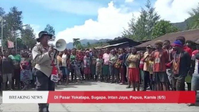 KKB Papua Berulah, Banyak Warga Tenteng Senapan Angin: Polisi Ingatkan Jangan Takut