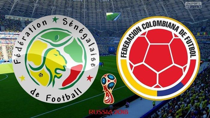 Analisa dan Prediksi Pertandingan Piala Dunia 2018, Senegal vs Kolombia