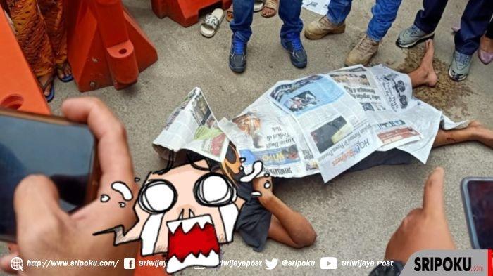 Ini Identitas Pria yang Tewas Melompat dari Atas Jembatan Ampera Palembang, Ternyata Ada Riwayat Ini