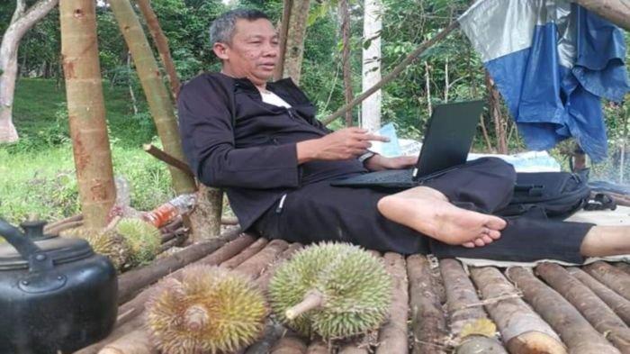 Baturaja Mulai Musim Durian, Banyak Dijual Pedagang di Sudut Kota, Ini Daftar Harga Durian di OKU