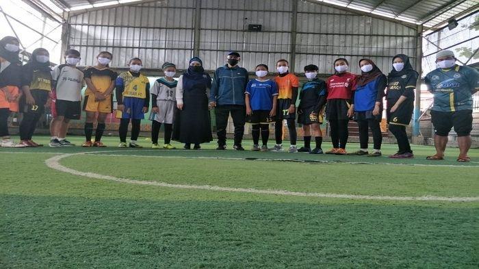 Antusias Mulai Naik, Sepakbola Putri Diusulkan Masuk Cabor Porprov 2021 Sumsel di OKU Raya