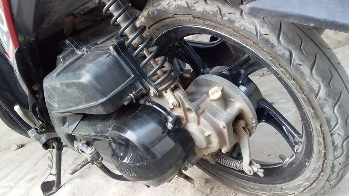 Rekondisi Sepeda Motor Matik Usia 5 Tahun Lebih, Ini Komponen yang Perlu Diganti