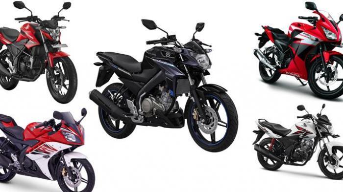 Sepeda Motor Sport Terlaris 2015 Adalah