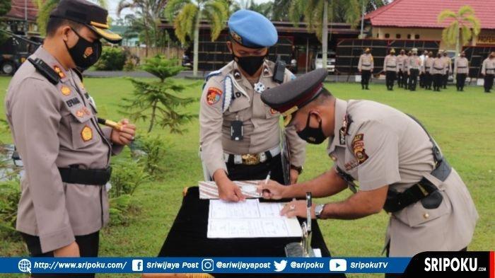 Kompol Ali Sadikin Jabat Wakapolres Musirawas Gantikan Kompol Handoko Sanjaya Jadi Wakapolres OKI