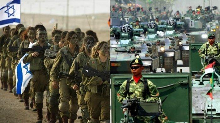 KOPASSUS Selamatkan Bocah Palestina, Pukul Mundur Tentara Israel:Pasukan Garuda Tak Gentar