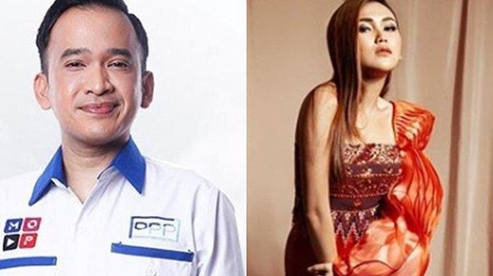 Sering Sakit Jelang Konser, Perut Ayu Ting Ting Disorot, Ruben Onsu Ungkap Fakta Kondisinya, Hamil?