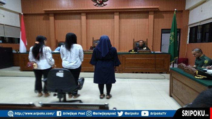 UPDATE Saksi Wanita Bernama Serli Hadir di Persidangan untuk Beri Keterangan dan Mengenal Prada DP