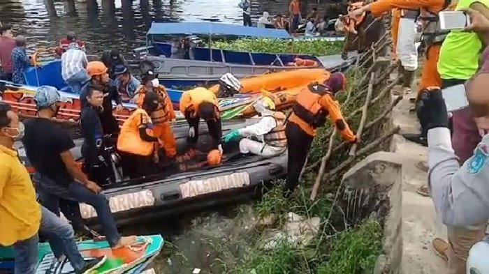 Speedboat Hantam Jembatan Sakatiga Lama Ogan Ilir, Serangnya Ditemukan Tewas, Warga Jejawi OKI