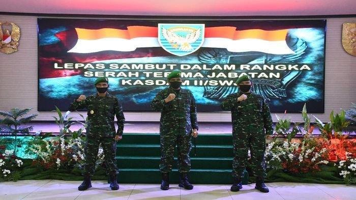 Brigjen TNI Muhammad Zamroni Jabat Kasdam II Sriwijaya Menggantikan Brigjen TNI Syafrial PSC
