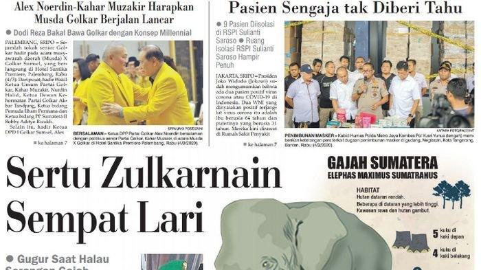 Anggota TNI Gugur Saat Halau Amukan Gajah, Sertu Zulkarnain Sempat Lari