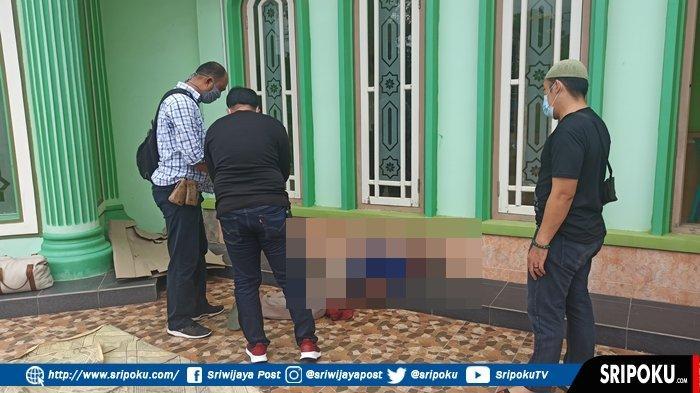 Minta Dikerok, Ini Kronologi Seorang Pria Tanpa Identitas Ditemukan Meninggal di Masjid Sukabangun