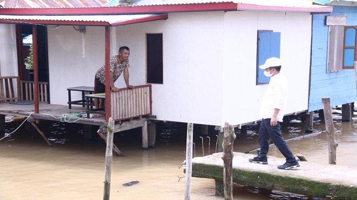 Perbaikan Jalan Setapak Sepanjang 30 M di Pulau Kemaro Telan Dana 200 Juta, Ini Penjelasan Ratu Dewa