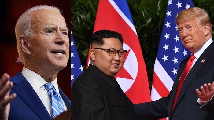 Belum Dilantik Biden Ditantang Kim Jong Un, Korut Nyatakan Perang Tambah Nuklir Lawan 'Kebencian' AS