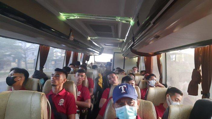 Boyong 26 Pemain, Ini Jadwal Tim Sriwijaya FC Dalam Tour Uji Coba di Pulau Jawa