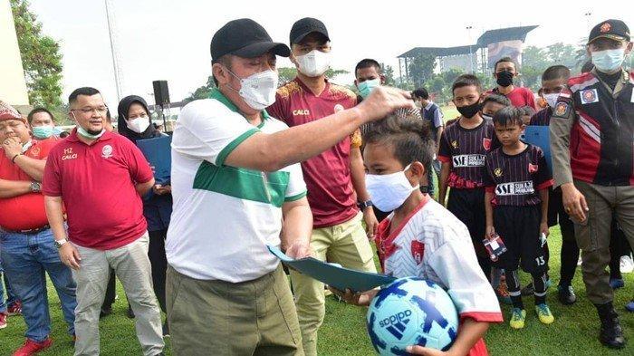Herman Deru Berharap Sriwijaya FC di Masa Mendatang, Diisi Talenta Lokal Sumsel