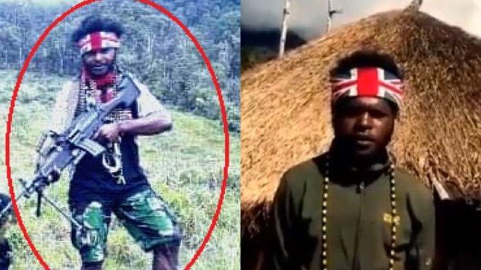 BERANI Tembak Lettu Inf Sukma, Egianus Kogoya Kini Diburu Pasukan TNI-Polri, Siapa Dia Sebenarnya?