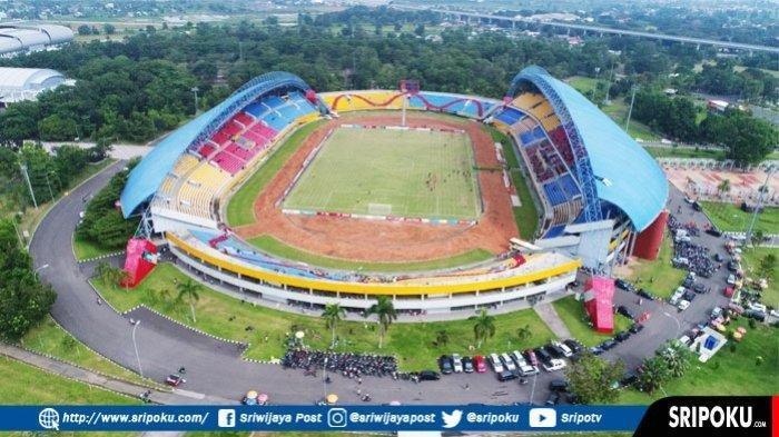 Stadion Gelora Sriiwijaya Jakabaring