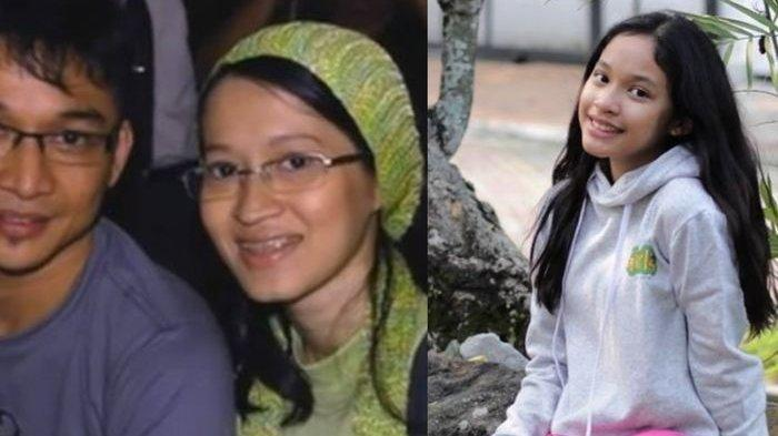 Sudah Remaja, Ini 8 Potret Shakiena Azalea, Putri Pasha Ungu & Okie Agustina yang Jarang Terekspos!