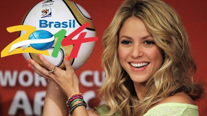 Download Lagu Shakira - Waka Waka (This Time for Africa) Lengkap dengan Video, Lirik dan Terjemahan