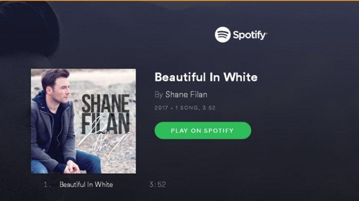 Download Lagu Shane Filan Beautiful In White Lagu Barat Terpopuler Hits Ada Video Lirik Arti Halaman 3 Sriwijaya Post