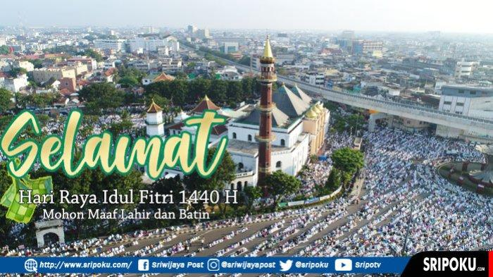 Kemenag Surati Seluruh Masjid di Palembang Tak Gelar Sholat Ied Berjemaah, Bagaimana dengan Tarawih