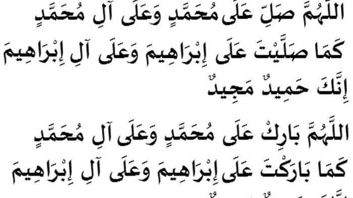 Bacaan Sholawat ini Dianjurkan Saat Malam 12 Rabiul Awal, Inilah 3 Amalan Sunnah Sambut Maulid Nabi