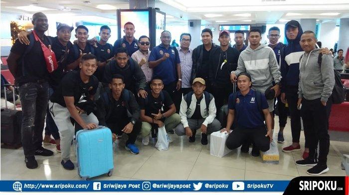 Tandang ke PSMS Medan, Kas Hartadi Minta Sriwijaya FC Kerja Ekstra Keras