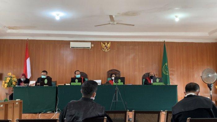 TAUFIK Hidayat Terancam Tuntutan Hukuman Mati, Jemput 23 Kg Sabu-sabu Pakai Mobil Pajero di Sekayu