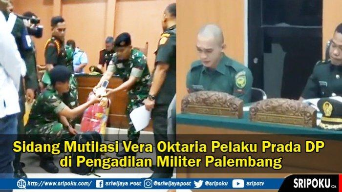 BREAKING NEWS : Terbukti Pembunuhan Berencana, Prada DP Dituntut Hukuman Pidana Penjara Seumur Hidup